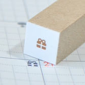 プレゼントボックス:3mm アイコンシリーズ