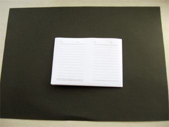abrasus リフィルの折り方 step3